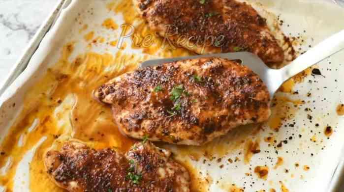 baked boneless chicken breast recipes