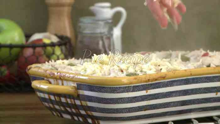 chicken and rice casserole recipes