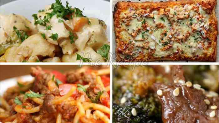 easy dinner recipes for beginners