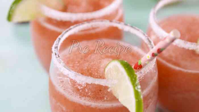 margarita recipe with triple sec
