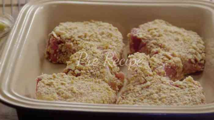 How to Bake Pork Chops