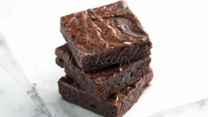 brownie recipe with cocoa powder
