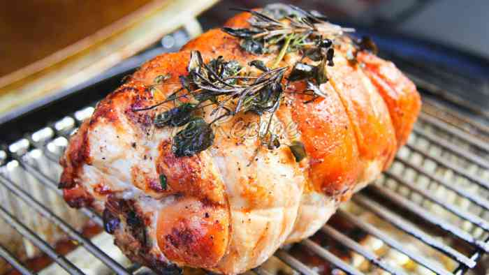 how long to cook a turkey breast