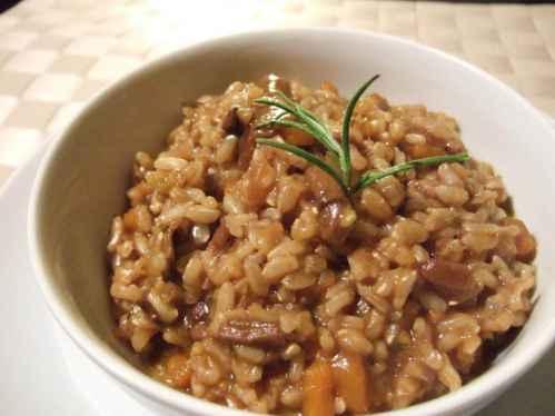 Farro wheat