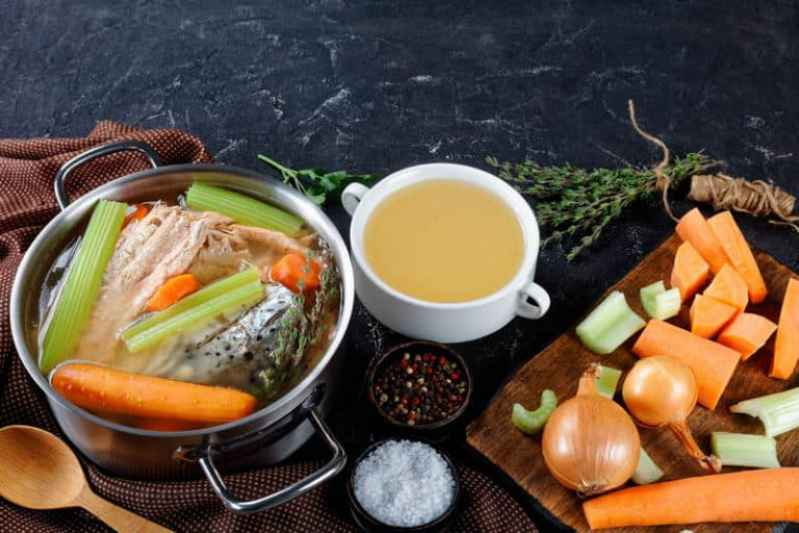 Substitutes for Fish Stock